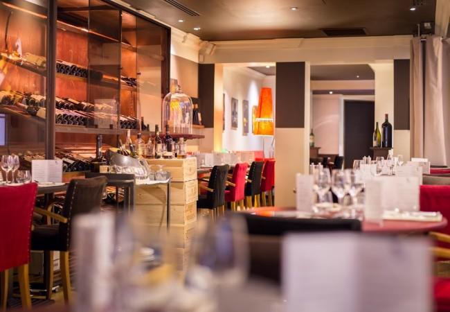 Le Moderne – restaurant semi gastronomique – Quartier de la bourse
