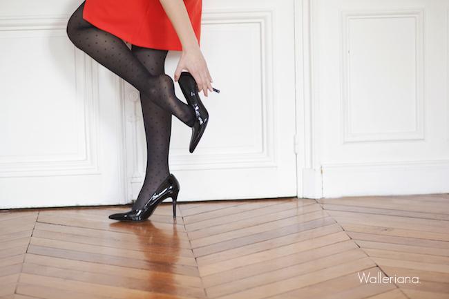 Walleriana – collants bien-être à compression douce – jambes légères