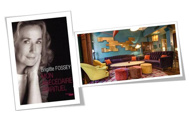 Cocktail dédicace avec Brigitte Fossey – Mon abécédaire spirituel