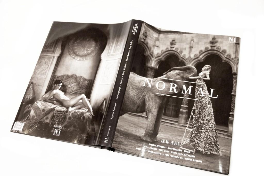Normal Magazine sort son tout premier Hors-Série