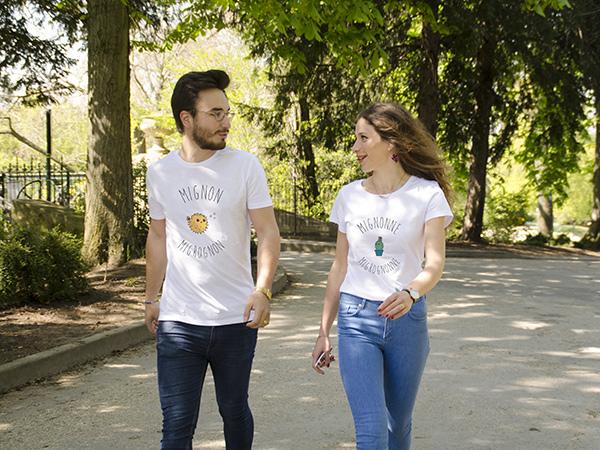Collection capsule Meetic et Thetops – T-shirts, débardeurs et sweats