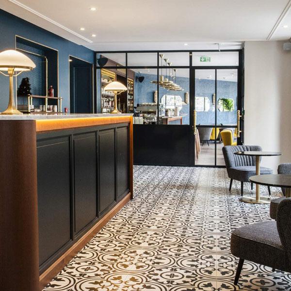 Hôtel André Latin - bar à cocktail - hôtel à Paris