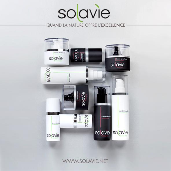 SOLAVIE - cosmétiques - colostrum