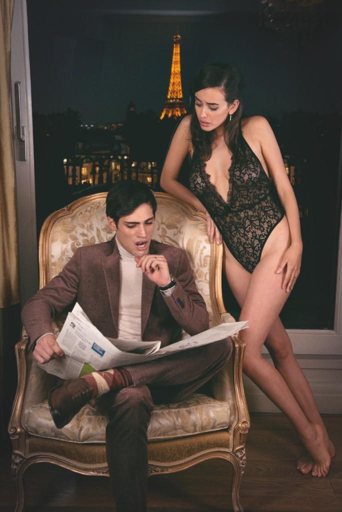 eve - soft paris - lingerie fine