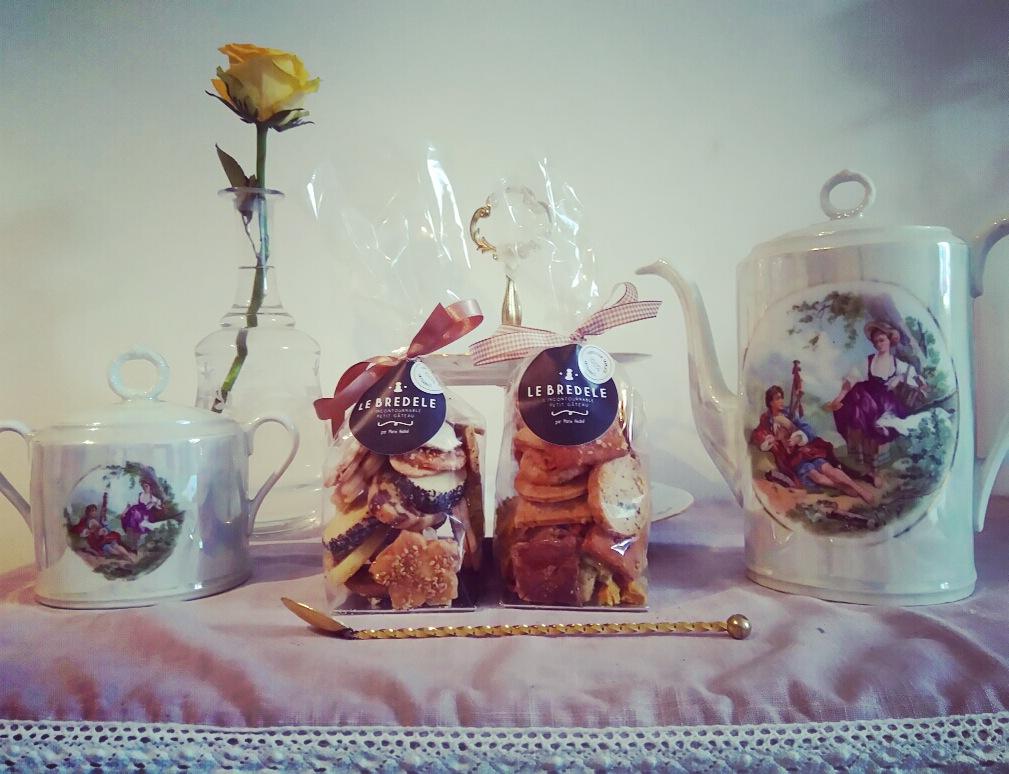L'incontournable petit gâteau - le Bredelle