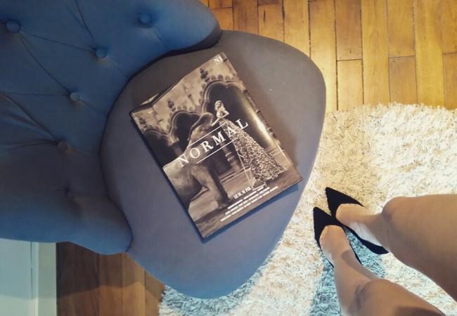 Sortie Officielle Normal Magazine – les plus beaux nus par les plus grands photographes