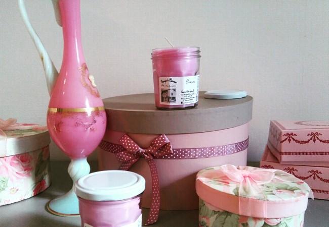 Les Bougies de Charroux – parfums d'intérieur – savoir faire artisanal français