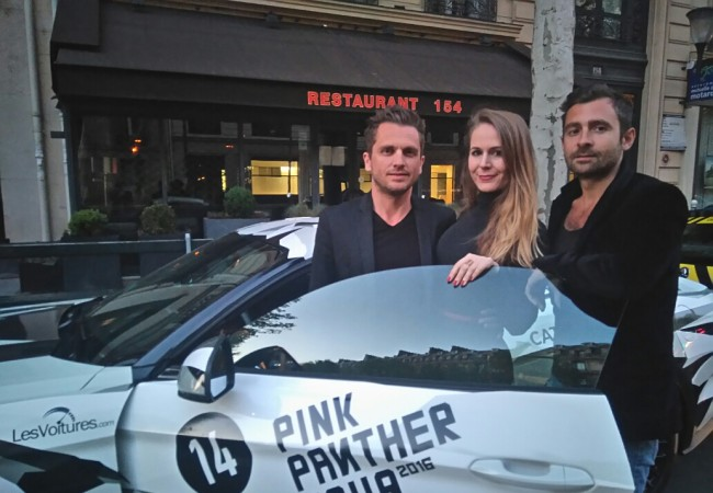 Pink Panther Tour – road trip – LesVoitures.com – Ford Mustang