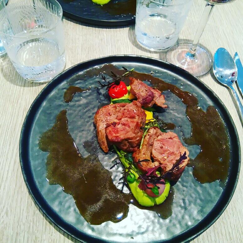 restaurant l'Enclos de la Croix - PARIS 16