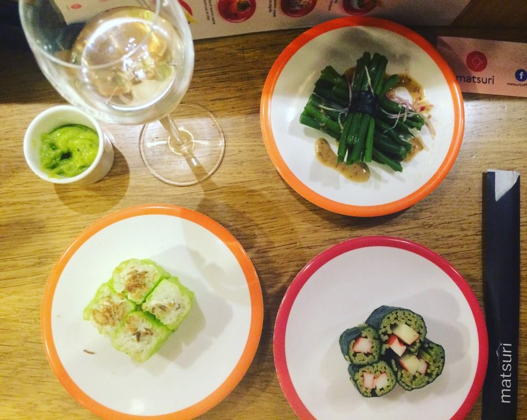 Matsuri - Hanami - restaurant Colisée - cuisine japonaise