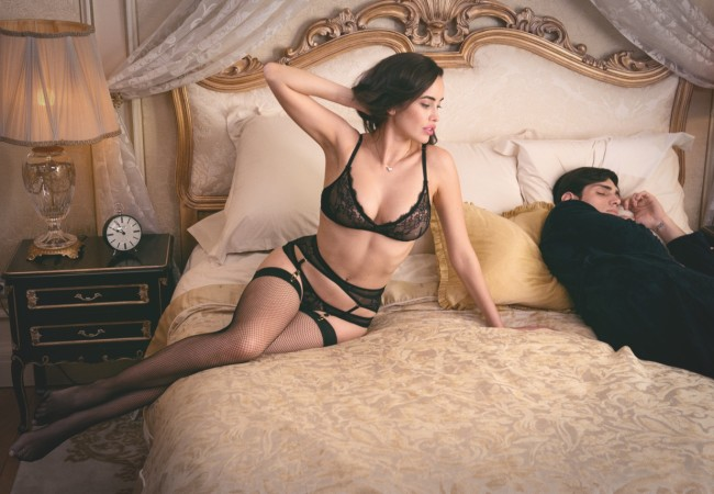 Soft Paris – lingerie fine – leçon de séduction