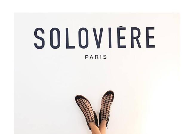 Solovière – les chaussures mixtes – collection SS17