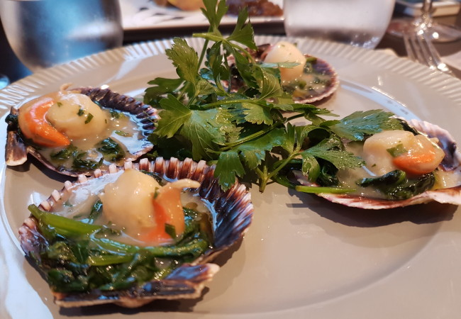 Le Petit Bedon – restaurant mythique – gastronomie française – Pierre Marchesseau