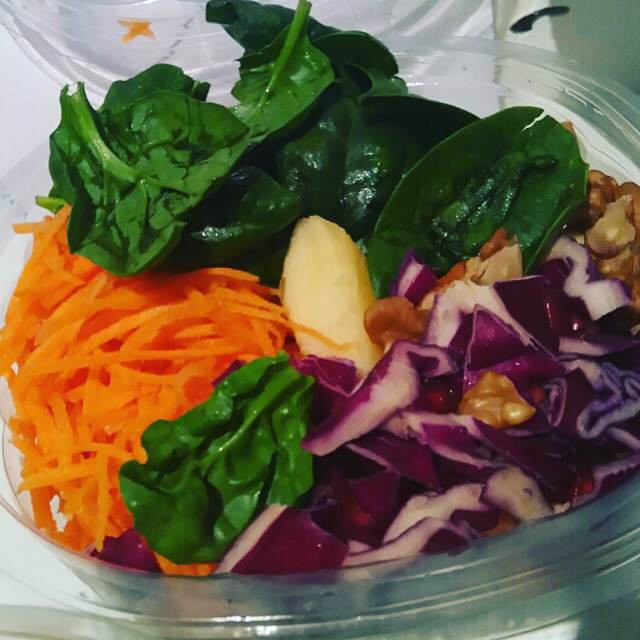 salade - veggie power box