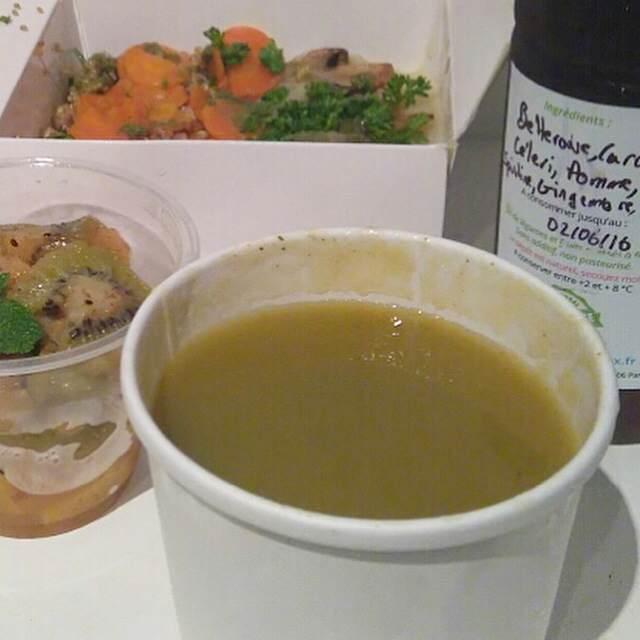 soupe - veggie power box
