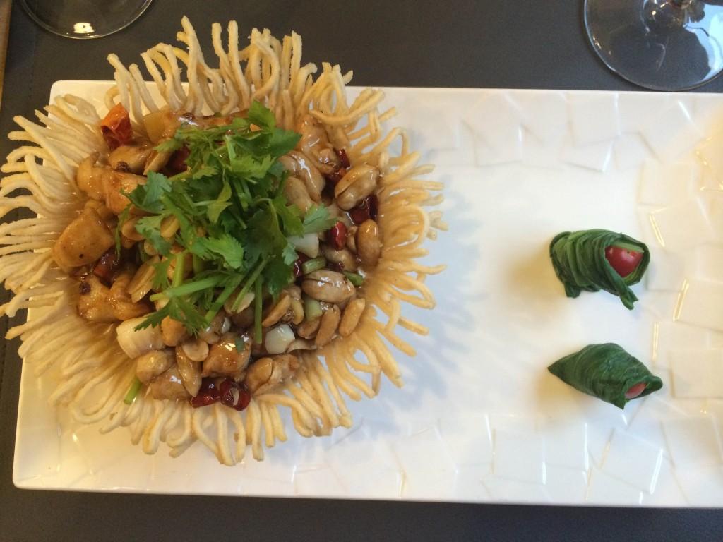 les saveurs du sichuan - restaurant chinois à paris