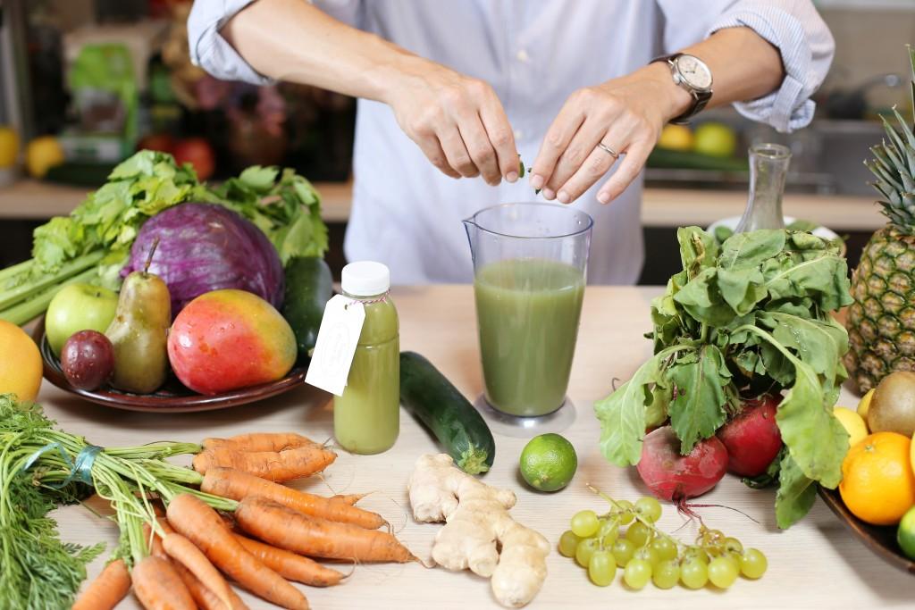 Veggie Power Box - fléxitarien - détox végétale
