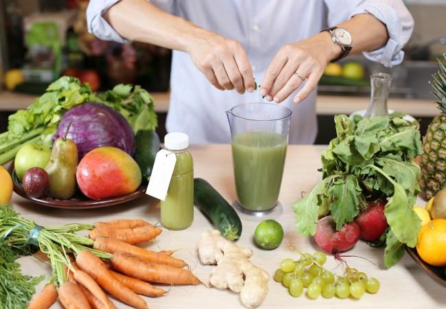 Veggie Power Box – détox et gourmandise – livraison de plats minceur