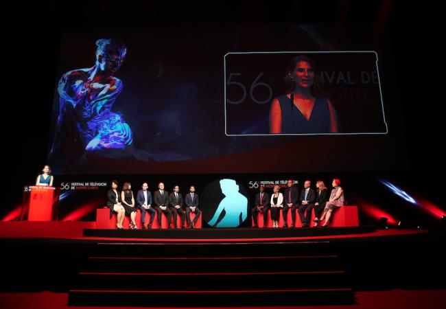Festival de Télévision de Monte-Carlo / Cérémonie d'ouverture – 56ème édition