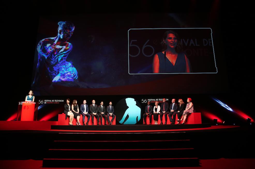 Festival de Télévision de Monte-Carlo / Cérémonie d'ouverture 2016