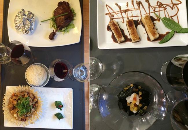 Les Saveurs du Sichuan – restaurant raffiné – gastronomie chinoise