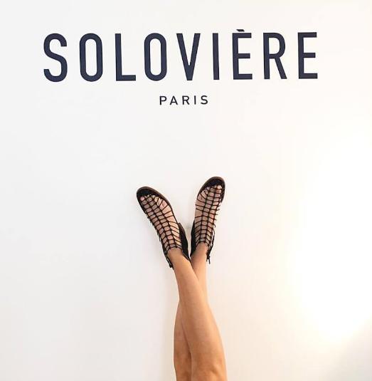Solovière - sandale