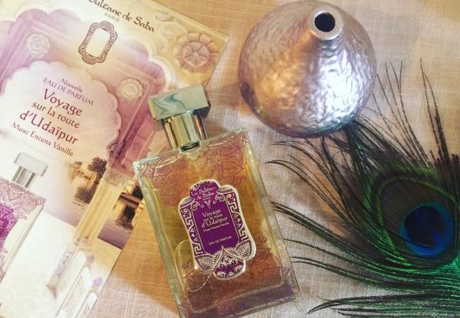 La Sultane de Saba – nouvelle eau de parfum – Voyage sur la route d'Udaïpur
