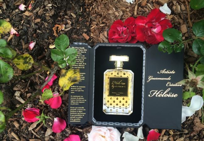 Héloïse de V – parfumeur d'attitudes – Galerie de l'Opéra de Paris