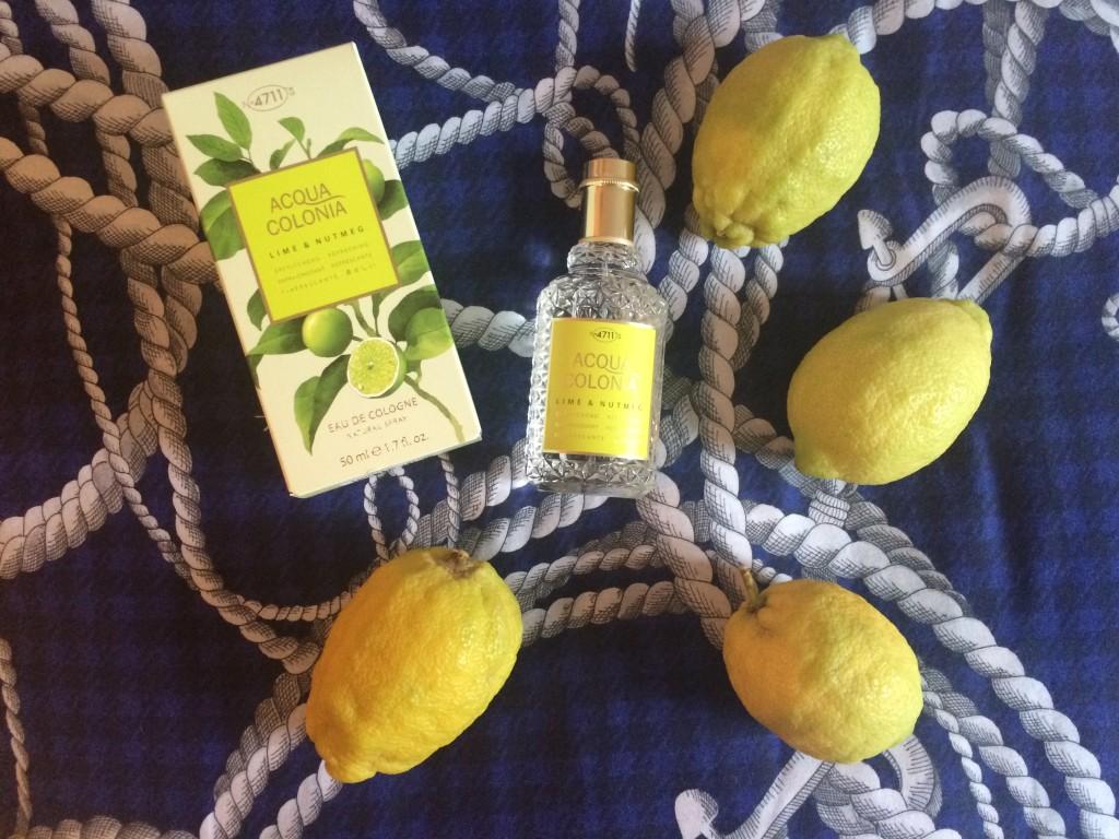 4711 - Acqua Colonia - citron vert et noix de muscade
