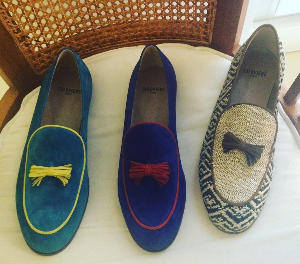 Solovi re les chaussures mixtes collection ss17 for Salon de la vape 2017 paris