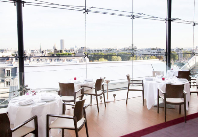 Restaurant Maison Blanche – carte estivale – menu gourmet