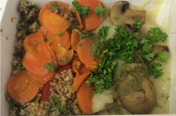 veggie power box - repas minceur