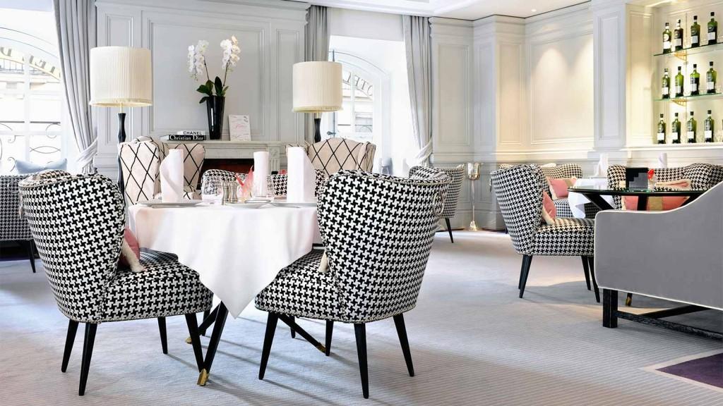 Hôtel Vendôme - Annick Goutal - tea time - dessert
