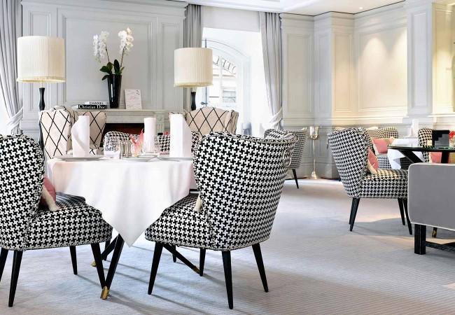 L'Hôtel de Vendôme – tea time – Annick Goutal
