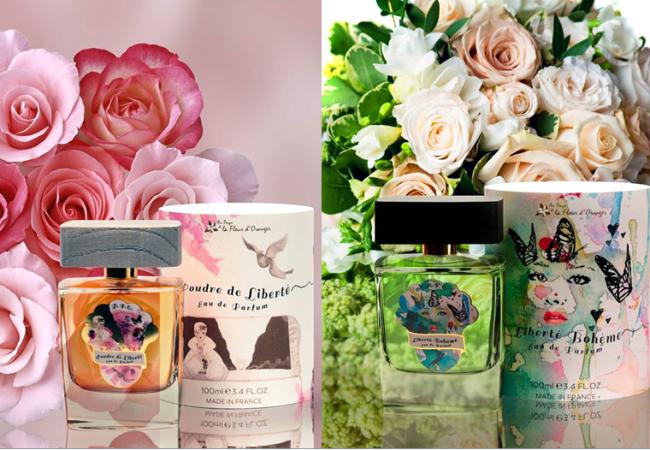Nouveautés parfum – Au Pays de la Fleur d'Oranger