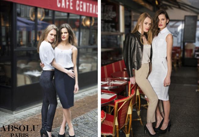 Absolu Paris – pantalons – cuir et jeans – créateur Parisien