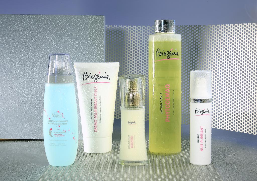 Biogénie - cosmétiques