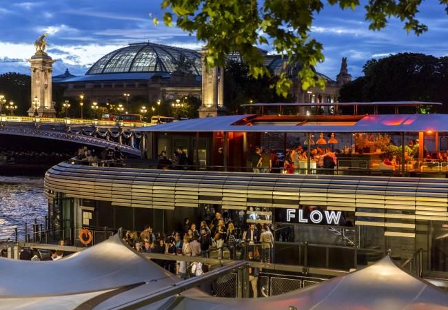 Ma Terrazza – le Flow – concerts et apéros sur les quais de Seine à la rentrée
