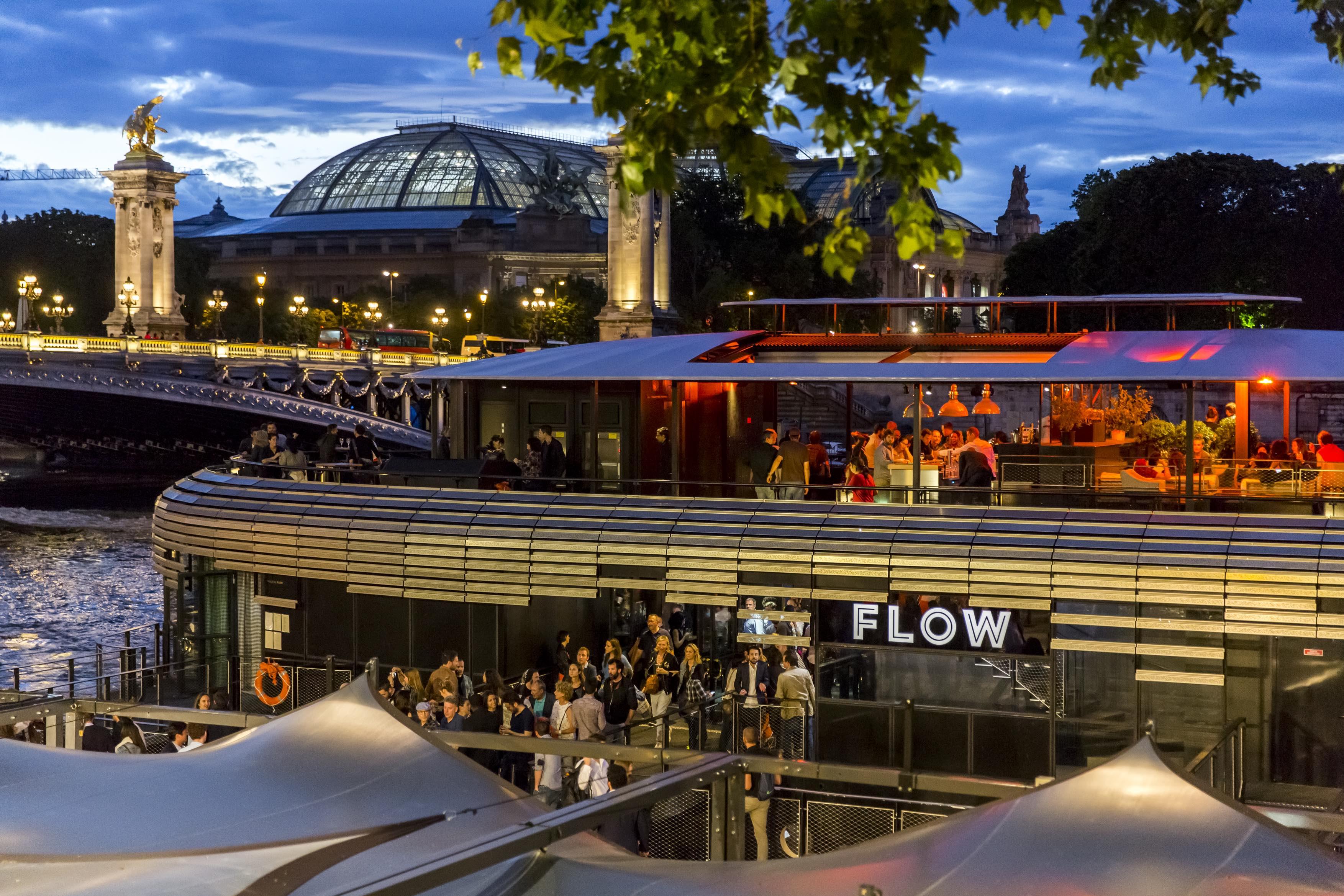 Le Flow Restaurant Paris