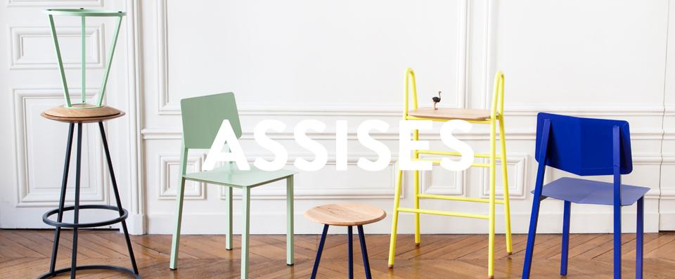 Harto design - chaises