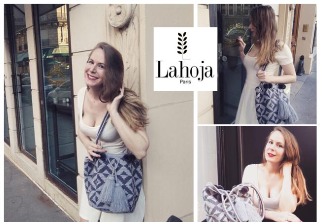 Lahoja – créateur Parisien – sacs chics et bohèmes