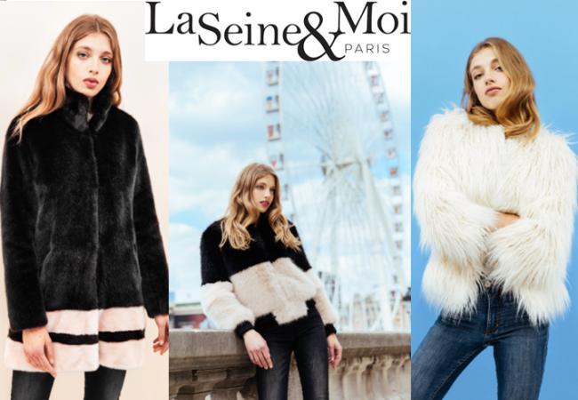 La Seine&Moi – vestes en fausse fourrure – créatrice parisienne
