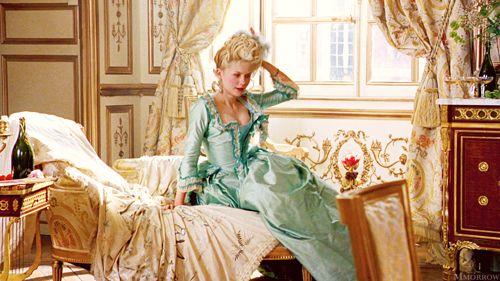 Marie Antoinette - boudoir