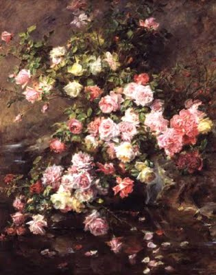Roses_-_Madeleine_Lemaire_(1845-1928)