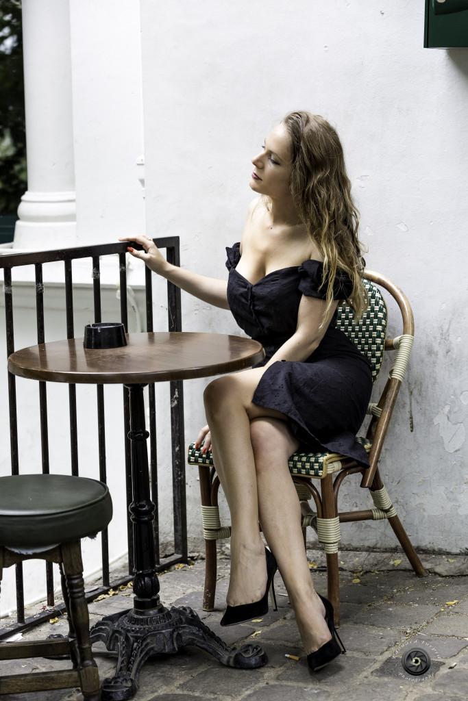 Dolce Vita in Paris - Sarah Paris Frivole