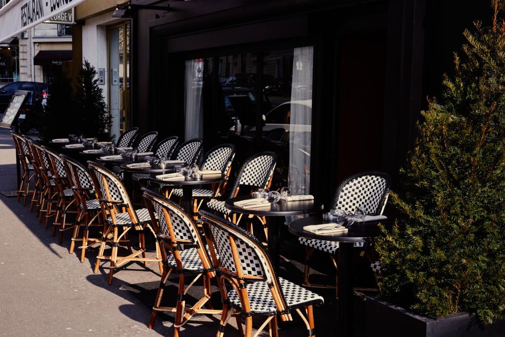 Restaurant Lounge - Vingt Deux