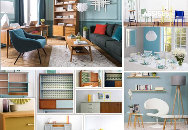 5 boutiques pour une déco façon boudoir dans son appartement à Paris