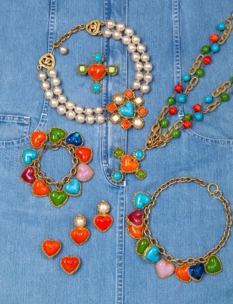 Chanel - 50 ans de Bijoux - Drouot