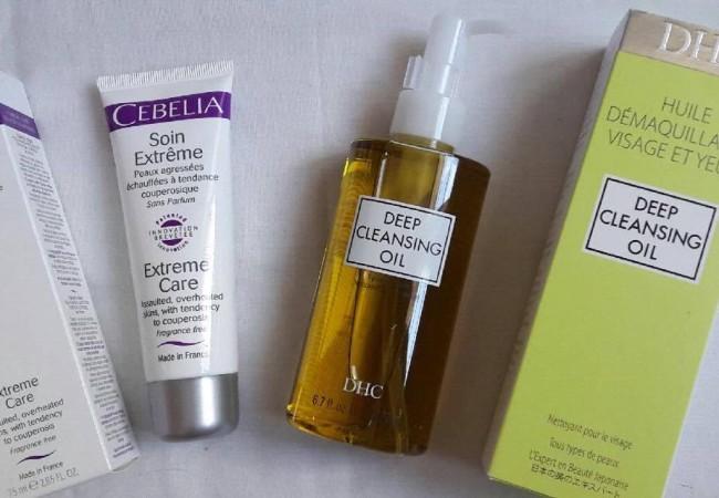 Une peau parfaite après l'été – Cebelia soin extrême – DHC Deep Cleansing Oil