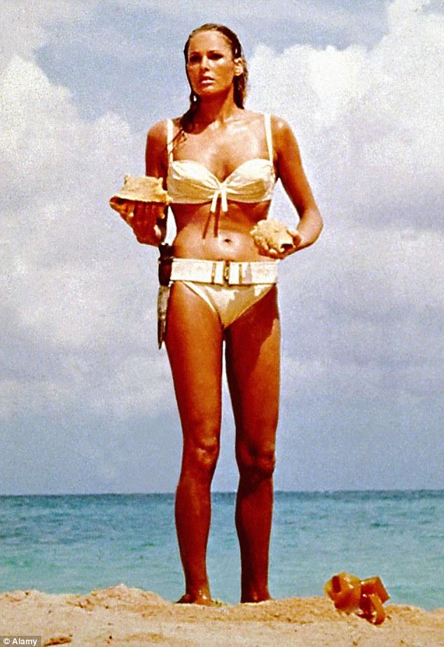 Ursula Andress - bikini - James Bond